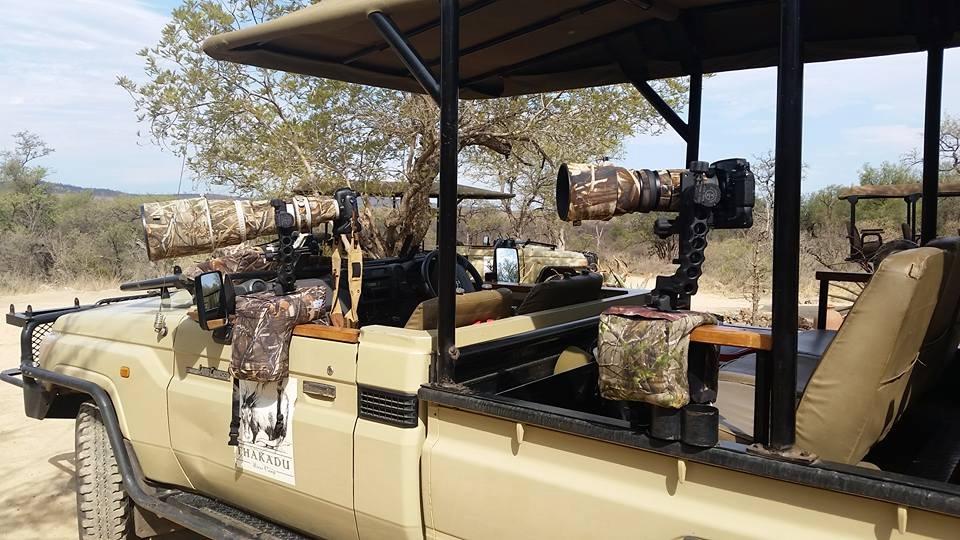 Photo Gear for a Safari
