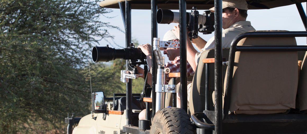 Camera Support on Safari