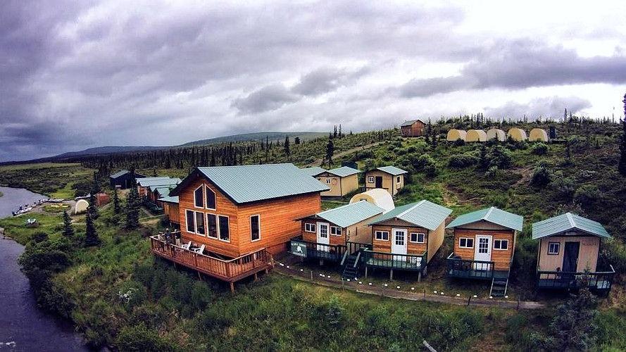 Alaska brown Bear Photo Trip